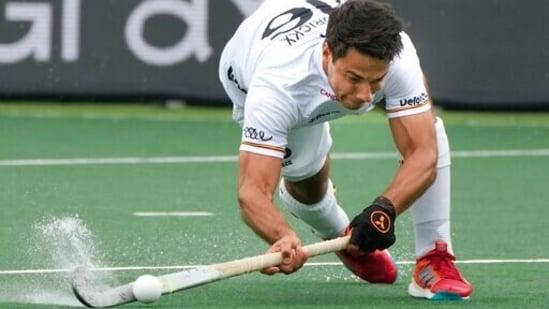 Belgium's Alexander Hendrickx(AP)