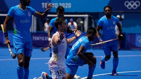 India Vs Belgium highlights, Tokyo Olympics