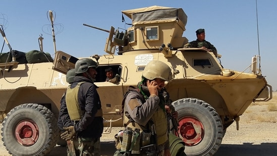 Afghan forces are also fighting the Taliban in Herat, the second provincial capital city along with Lashkargah where heavy clashes have been underway for the past few days. (AFP File Photo)
