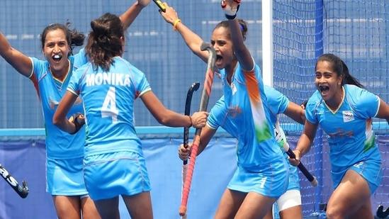 India vs Argentina Women's Hockey Semifinal Match Live Streaming, Tokyo Olympics(Twitter)
