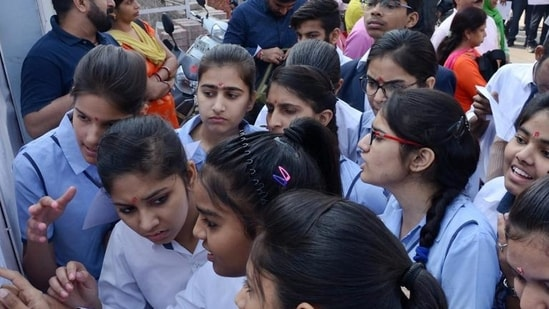 CBSE class 10 result 2021 under process for over 16,000 students(PTI file)