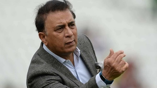 Sunil Gavaskar.has named KL Rahul and Rohit Sharma as India's openers for the first Test against England(Getty Images)