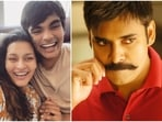 Pawan Kalyan and Renu Desai worked together in Telug films Badri and Johnny.