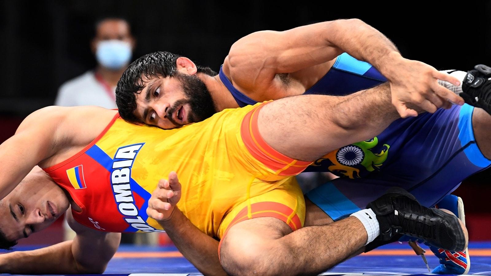 Tokyo Olympics: Ravi Kumar Dahiya ensures at least a silver medal for  India; enters men's freestyle 57kg wrestling final   Olympics - KreedOn