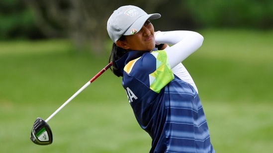 Olympics: From Rio teen to Tokyo, Aditi Ashok puts women's golf on map in India.(REUTERS)