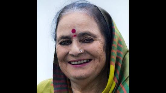 Padma Sachdev (April 14, 1940- August 4, 2021)