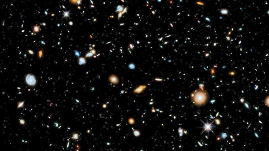 Nasa took to Instagram to share the sonification video.(Instagram/@nasahubble)