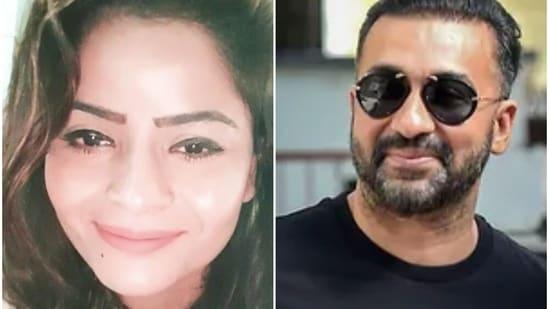 Gehana Vasisth has also been embroiled in the Raj Kundra porn case.