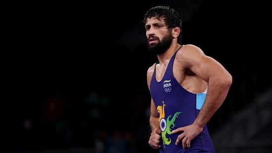 Wrestler Ravi Dahiya has the chance to win India's first gold medal at the Olympics since 2008. (Getty Images)
