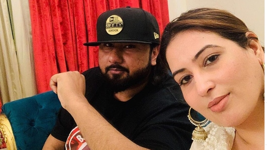 Yo Yo Honey Singh's wife Shalini has accused him of domestic violence.