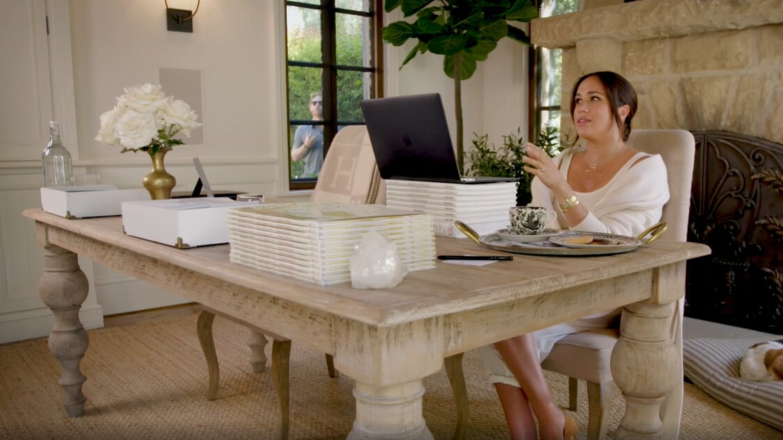 Step inside Meghan Markle-Prince Harry's Montecito home, blend of royalty and contemporary design - Hindustan Times