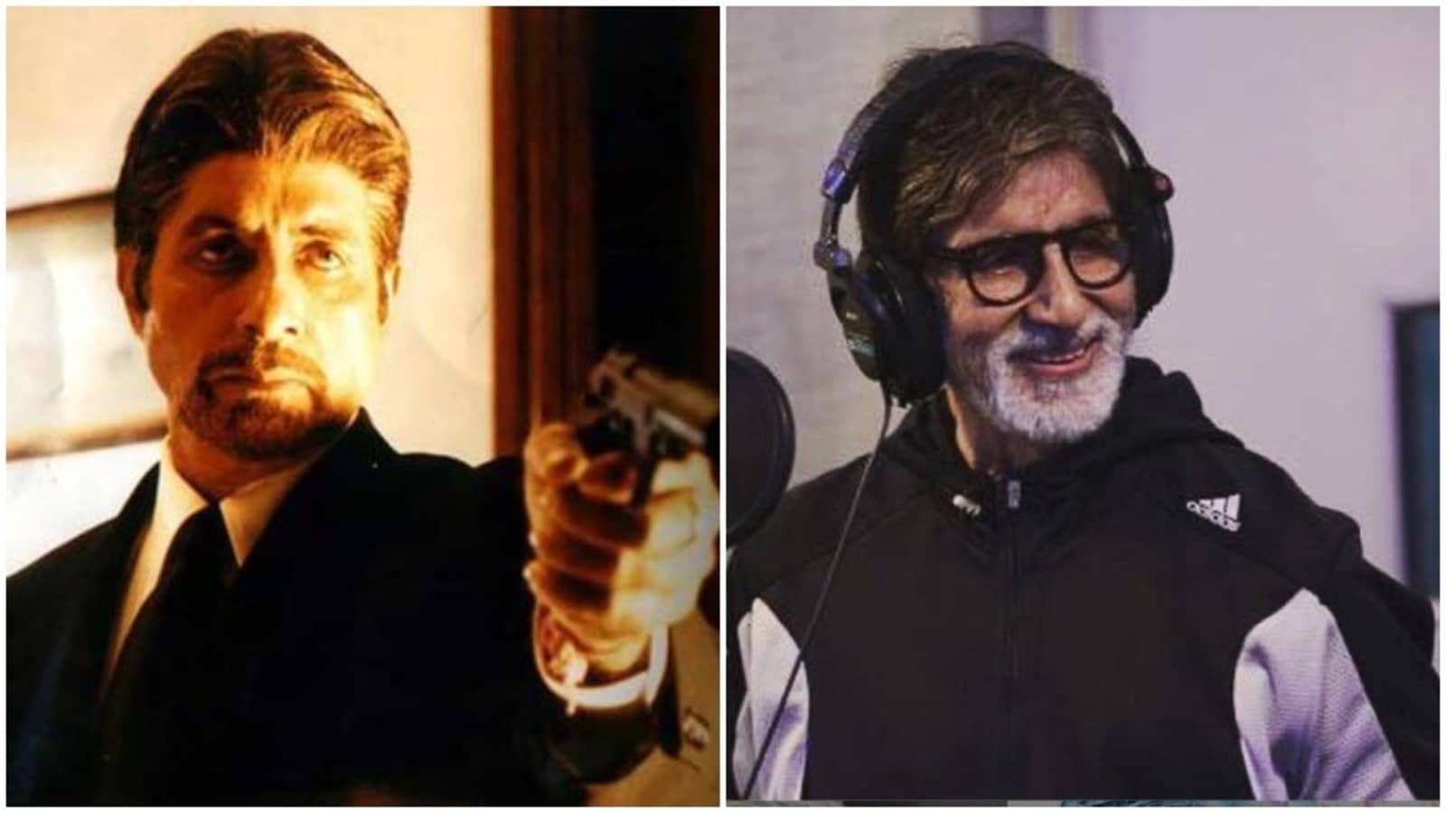 Amitabh Bachchan says Rakeysh Omprakash Mehra designed his French beard for Aks, which he 'hasn't removed since' - Hindustan Times