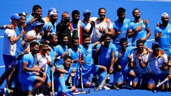 This medal bigger than any World Cup': Wishes pour in as India win bronze  medal in men's hockey in Tokyo | Olympics - Hindustan Times