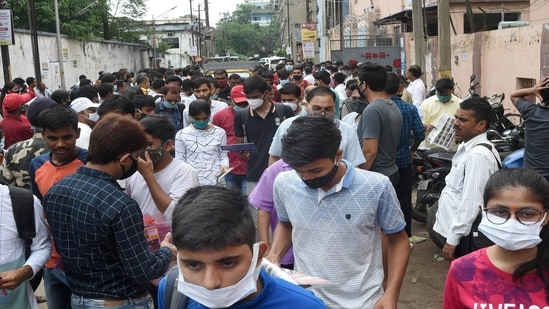 JEE Main 2021 third session exam concludes: What's next?(PTI File)