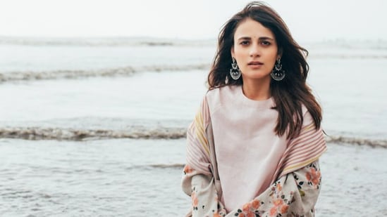 Radhika Madan has worked in television and movies as well.