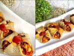Recipe: This Paneer Zinga has no maida, is gluten-free and best snacks for kids(Instagram/thesassyfit)