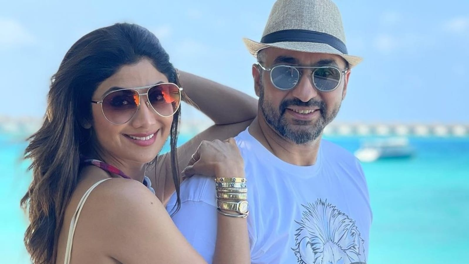 Shilpa Shetty shares first post since her statement on Raj Kundra's arrest.  See here   Bollywood - Hindustan Times
