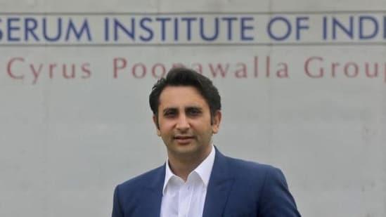 Adar Poonawalla (File photo)