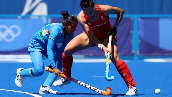 India vs Great Britain Highlights, Tokyo Olympics