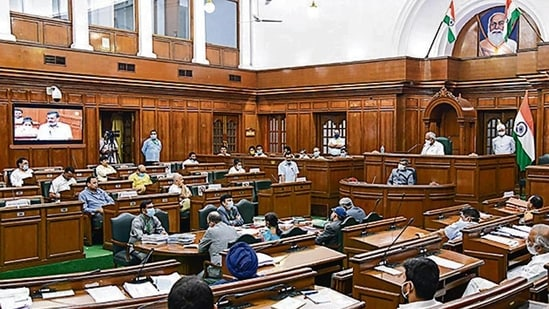 The GNCTD Act was also the subject of a charged debate in the Delhi assembly last week.(PTI)