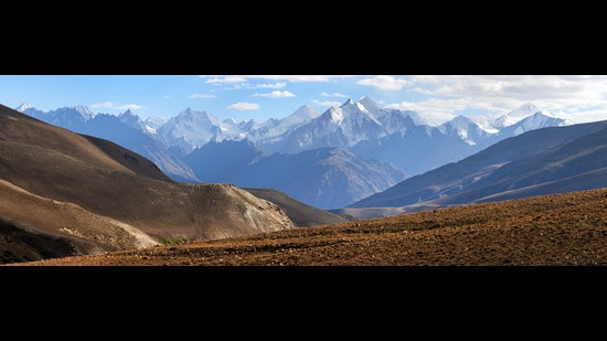 Central Asians came down to India through the Hindukush mountains. (Shutterstock)