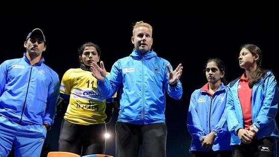 Tokyo 2020: Sjoerd Marijne says Olympics was last assignment as coach with India women's hockey team | Olympics - Hindustan Times
