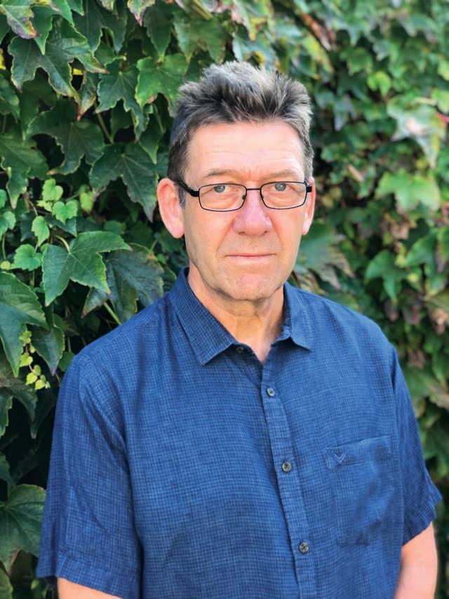 Author Thomas Blom Hansen (Courtesy of the editor)