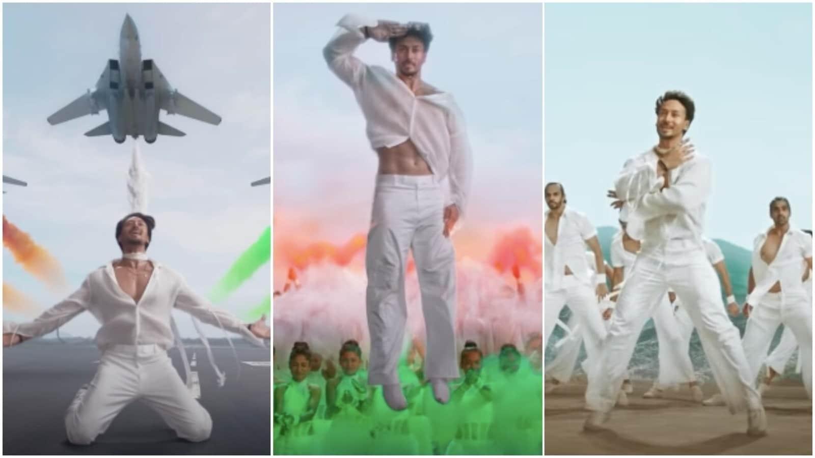 Vande Mataram: Tiger climbs mountain, poses on runway in music video teaser