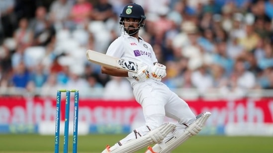 India's KL Rahul in action(Action Images via Reuters)