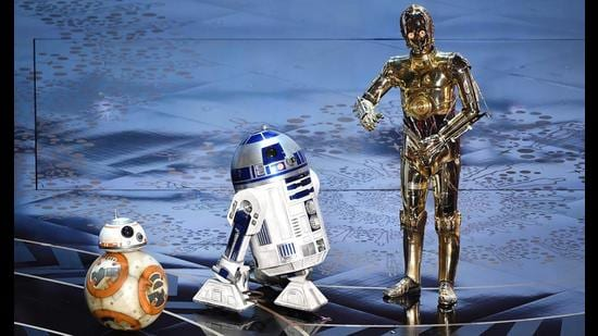 Our favourite droids from the Star Wars movies set the template for trustworthy tech, robots you could rely on, even to help overthrow a Dark Lord. (Getty Images)