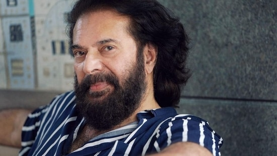 Mammootty has just completed 50 years in the film industry.