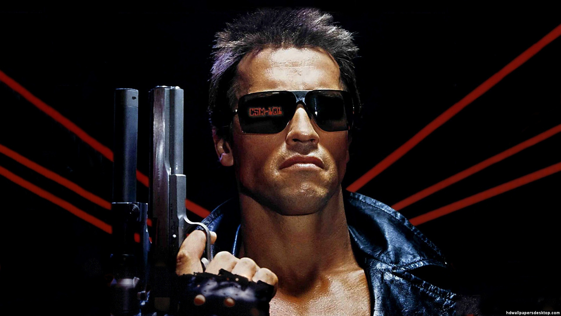 He'll always be back. That's just what terminators do. (Orion Pictures)