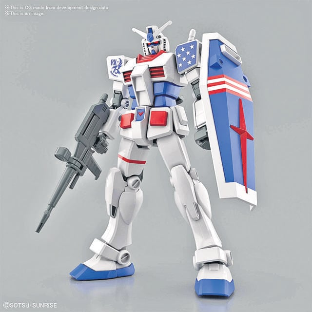 Gundam are fictional. They work when there's a telepathic human sitting inside. (Sotsu-Sunrise)