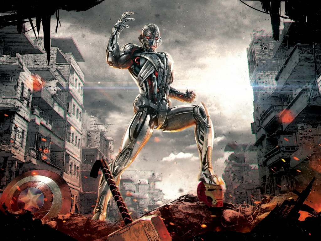 The last thing you want to do is get on the wrong side of Ultron. But he hates all of humanity, so that's a tough one. (Marvel)