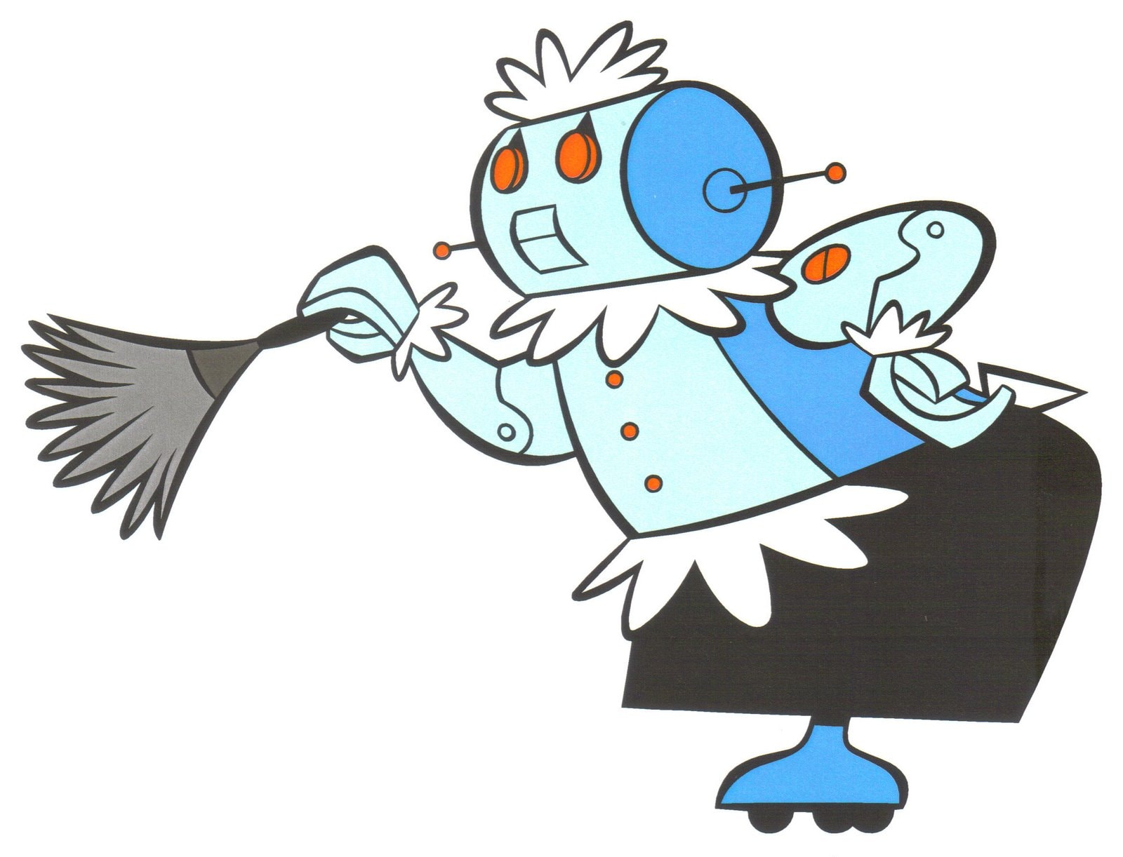 Rosey from The Jetsons (Hanna-Barbera Productions)