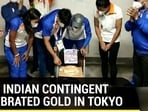 HOW INDIAN CONTINGENT CELEBRATED GOLD IN TOKYO