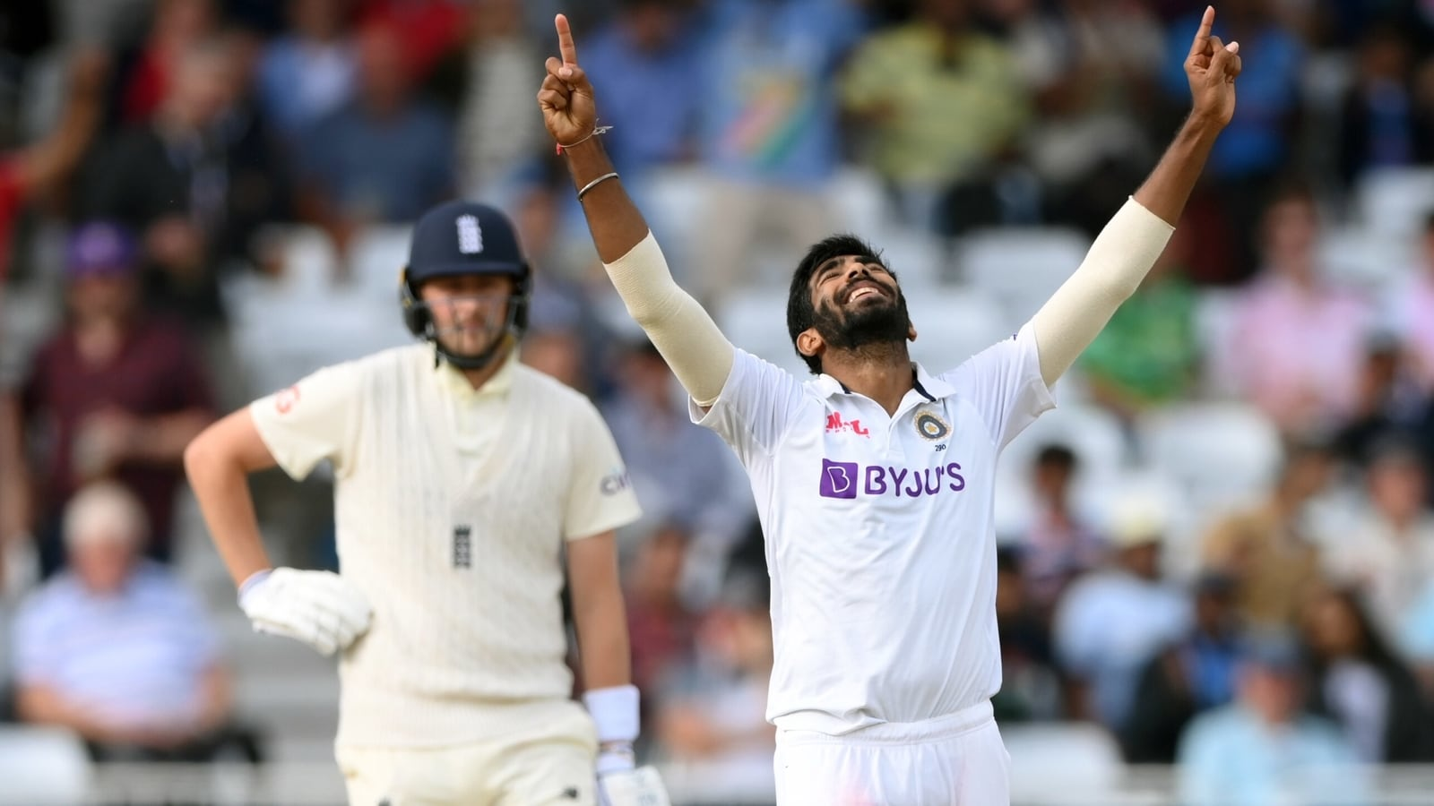 India vs England 1st Test: Jasprit Bumrah's name goes up on honours board  after fifer at Trent Bridge - VIDEO | Cricket - Hindustan Times