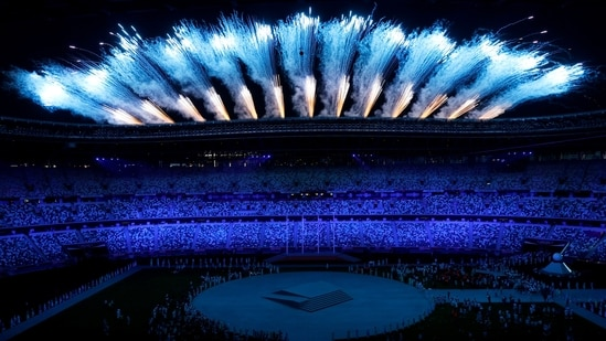 Tokyo Olympics 2020 Closing Ceremony Highlights