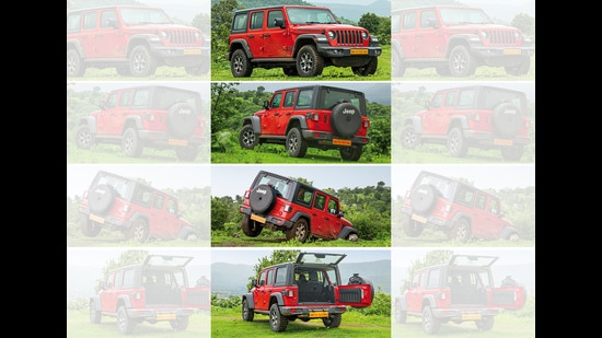 The Wrangler's invincible image is an intrinsic part of its desirability