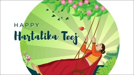 Hartalika Teej 2021: Date, history, significance, celebration in India(Twitter/netaji_vk)
