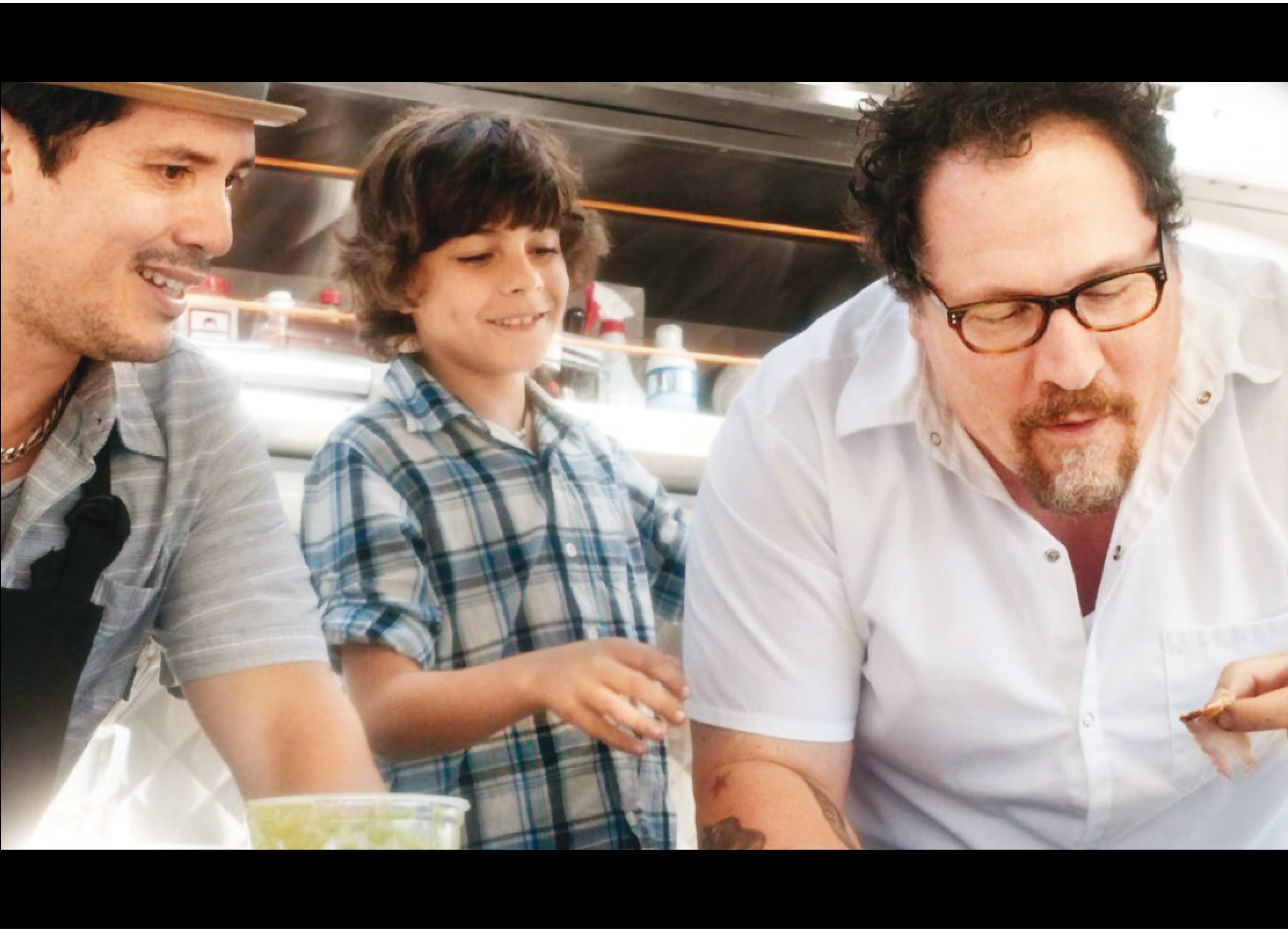 In the movie Chef, the chef-hero berates the critic for not understanding the construction of the dessert