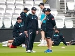 New Zealand announce T20 World cup squad(AP)