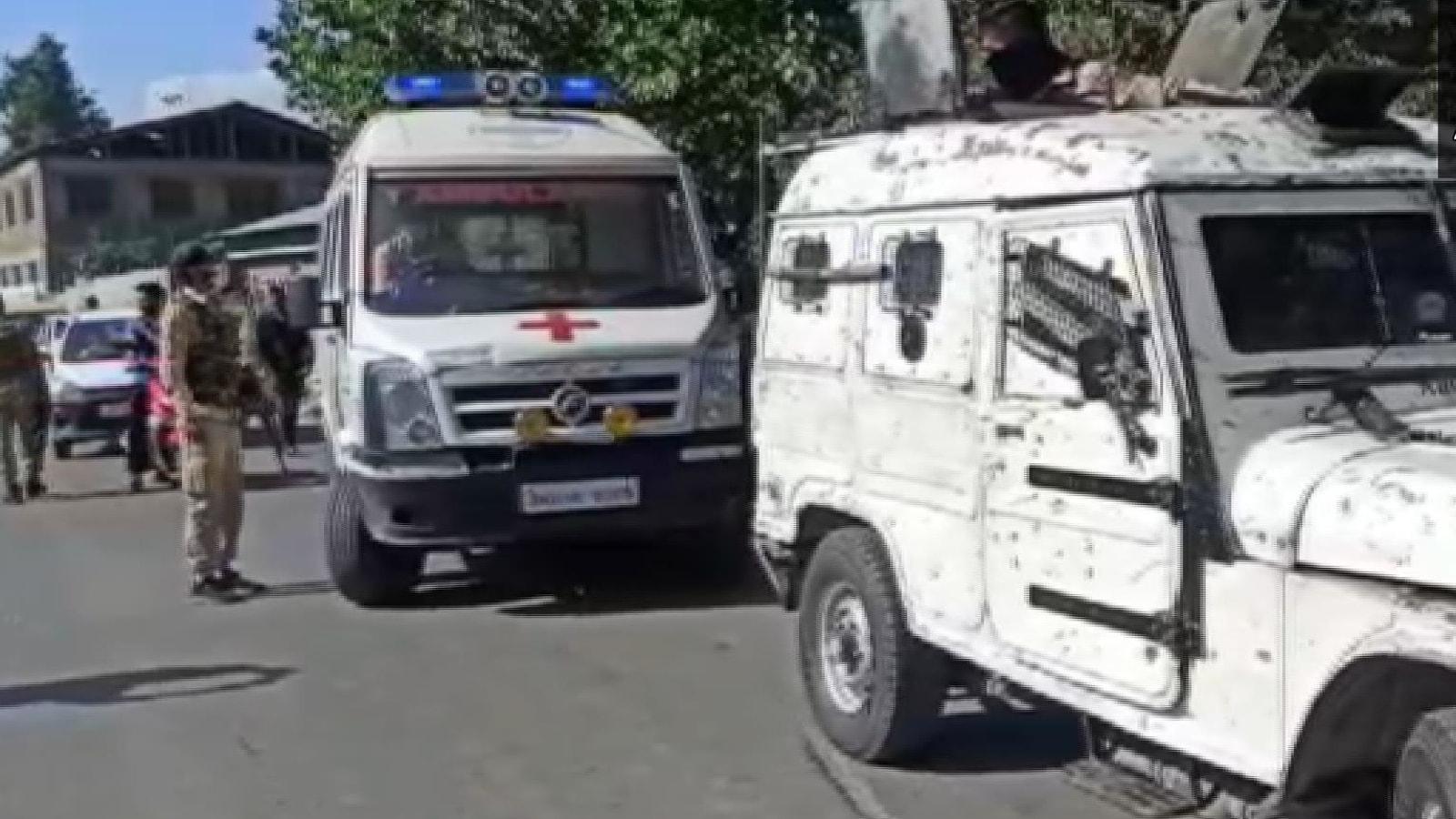BJP leader Gulam Rasool Dar, his wife shot dead by terrorists in J&K's  Anantnag | Latest News India - Hindustan Times