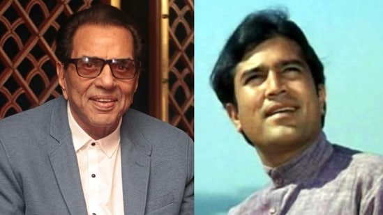 Dharmendra was upset to learn that Hrishikesh Mukherjee was making Anand with Rajesh Khanna and not him.
