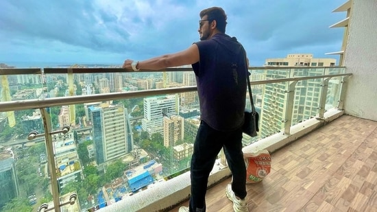Arjun Bijlani shared pictures of his new home on Instagram.