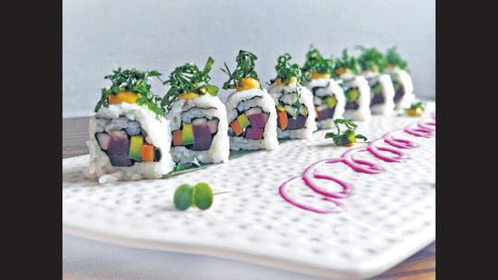 Sushi can be prepared with leftover whole fish, there would be hardly any difference in the taste, says the chef.