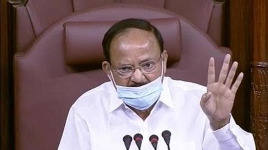 RS chairman M Venkaiah Naidu. (File photo)