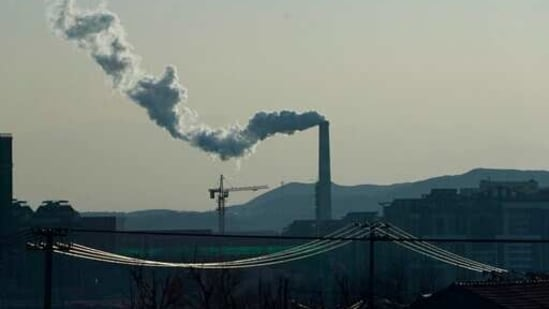 The IPCC report noted that carbon dioxide has been and will continue to be the dominant cause of global warming.(Representative Photo/AP)