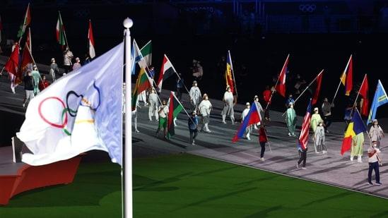 Tokyo Olympics 2020 Closing Ceremony Live(REUTERS)
