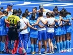 The Indian women's hockey team scripted a memorable comeback to make it to the semi-final of the Tokyo Olympics. (AP)